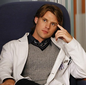 Dr Robert Chase (Jesse Spencer), House
