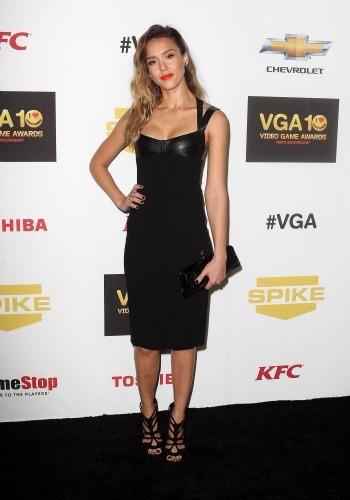 Jessica Alba at the VGAs