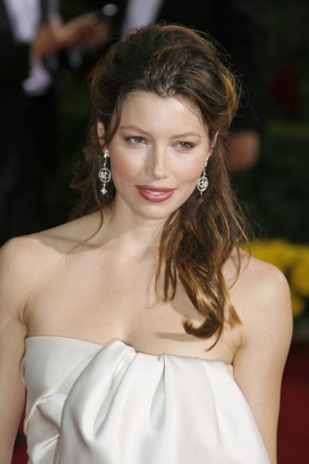 Jessica Biel at the 81st Annual Academy Awards