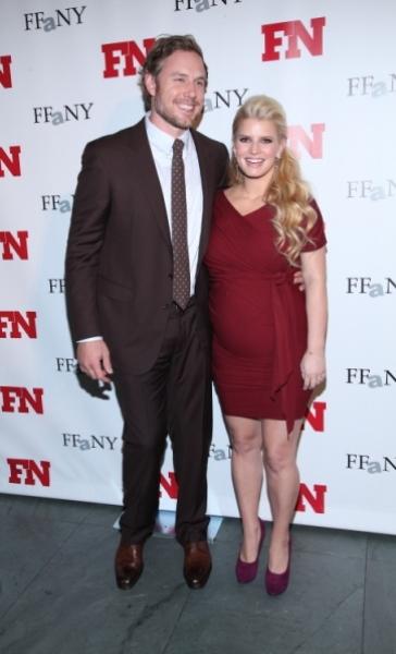 Jessica Simpson is pregnant...again!