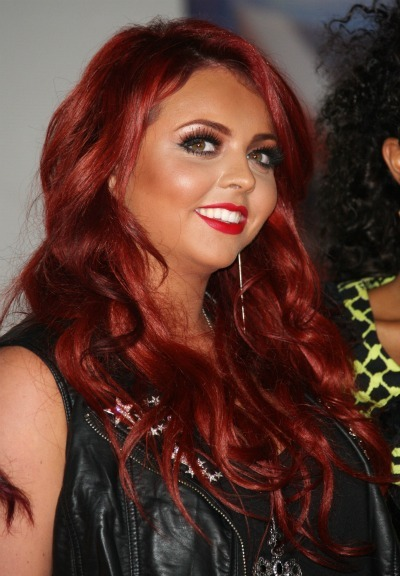 Jesy Nelson - Curly Hairstyles