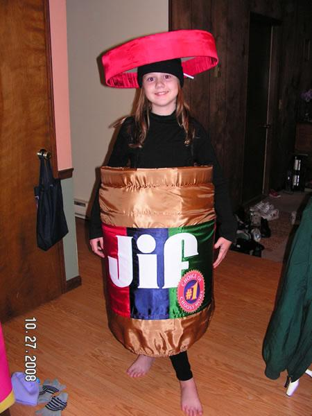 Jiff peanut butter