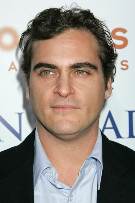 Joaquin Phoenix at the London Film Festival