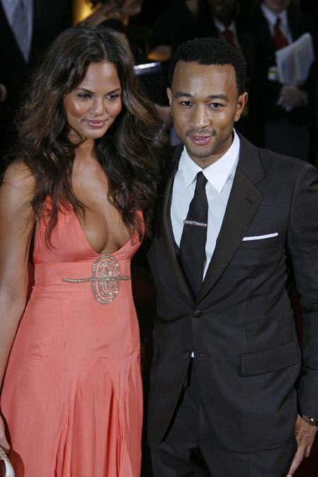 John Legend at the 2009 Oscars