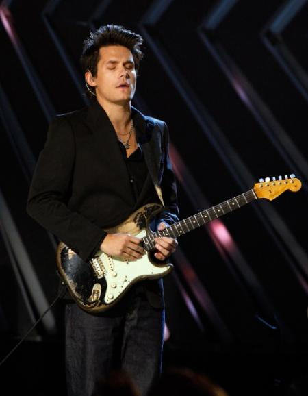John Mayer grammys