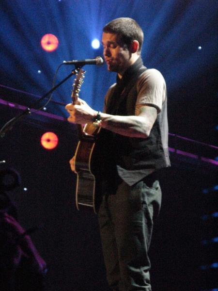 John Mayer Grammy announcement
