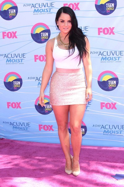 JoJo at the 2012 Teen Choice Awards