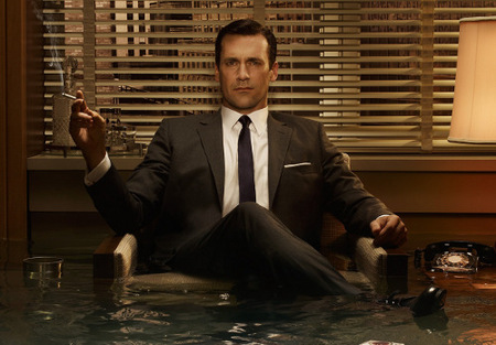 Jon Hamm's Mad Men photo