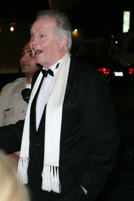 Jon Voight at the 2009 Oscars