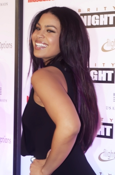 Jordin Sparks' fabulous long hairstyle