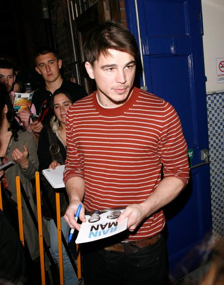 Josh Hartnett apollo theater