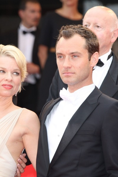 Jude Law at the 2011 Cannes International Film Festival
