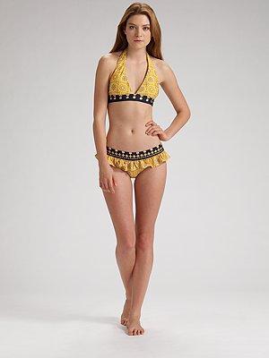 Juicy Couture Halter Bikini
