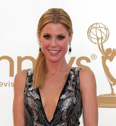 Julie Bowen's Stylish Ponytail