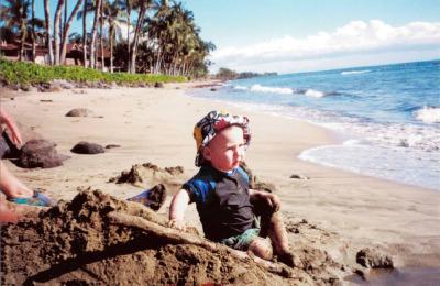 Julien - 18 months old