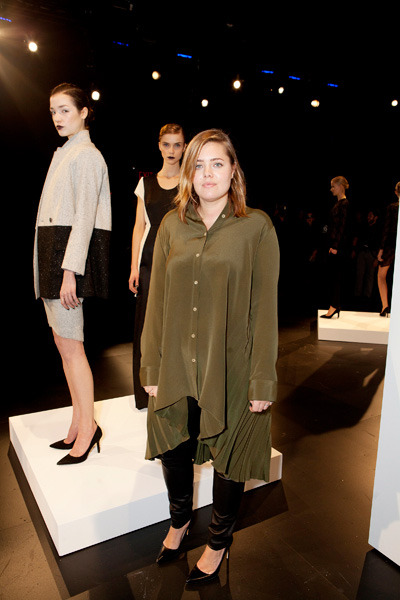 Designer Kaelen Farncombe
