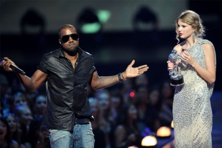 Taylor Swift Kanye West Song on Kanye West   Taylor Swift In 2008   Kanye West