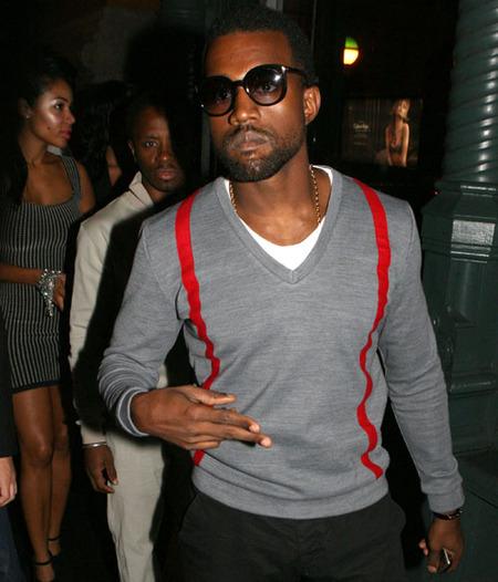 Kanye West Arrested
