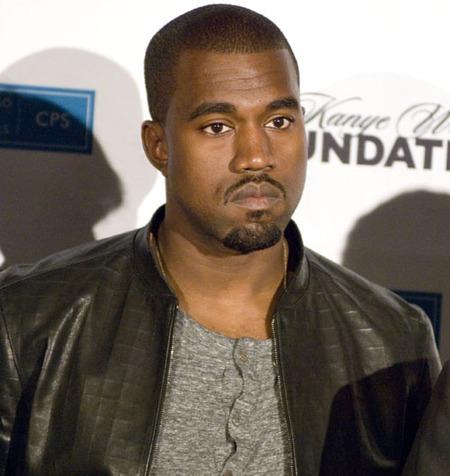 Kanye West Gives Back