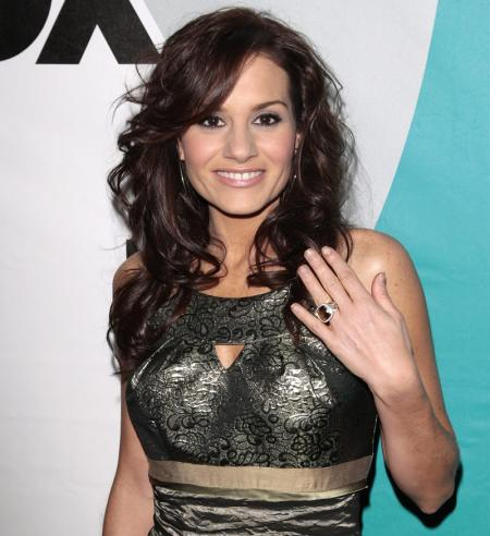 American Idol judge Kara DioGuardi