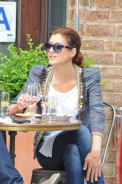 Kate Walsh's quirky style