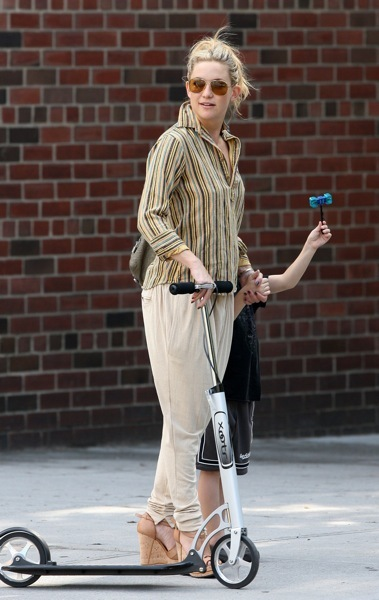 Kate Hudson in herem pants