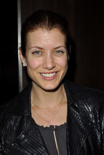 Kate Walsh is fresh faced