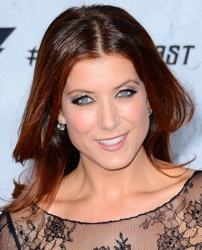 Kate Walsh's elegant make-up