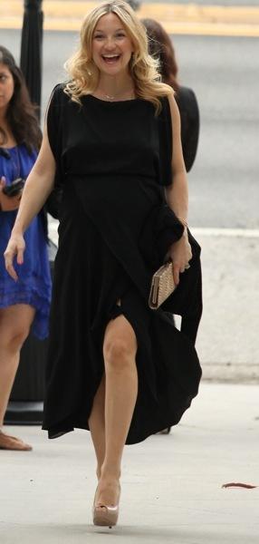 Kate Hudson with frilly hem