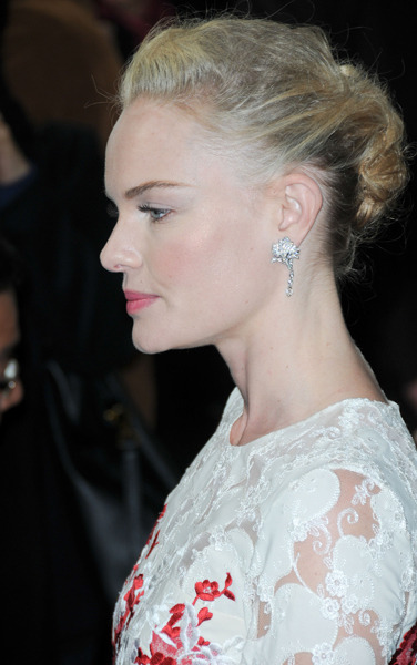 Kate Bosworth's chic hairdo
