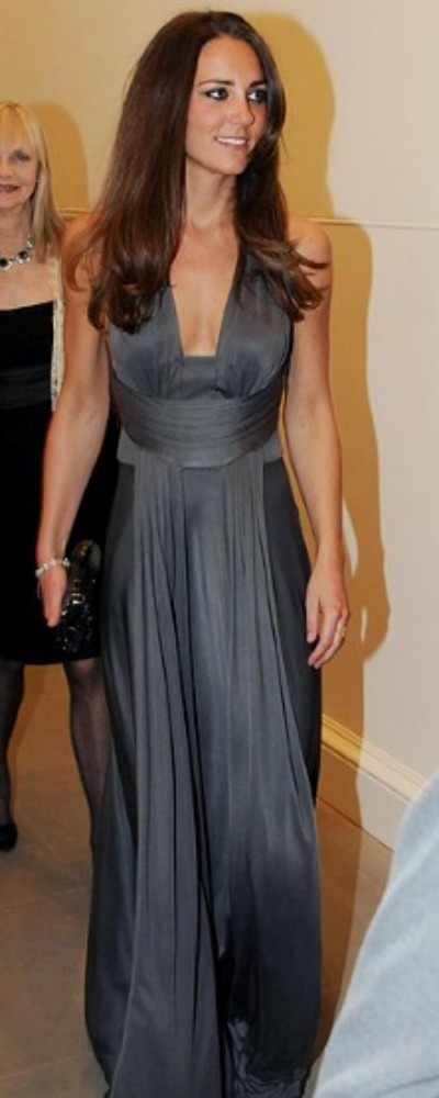 Kate Middleton - Issa Gown