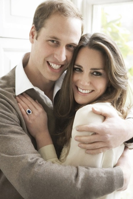 Kate Middleton & Prince William (2010)