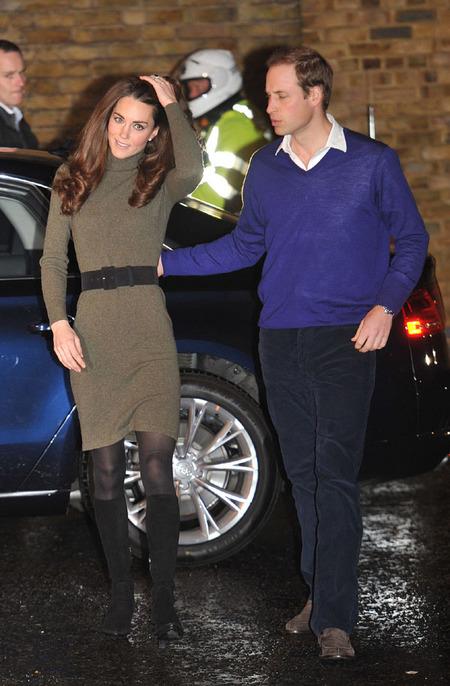 Kate Middleton & Prince William (2012)