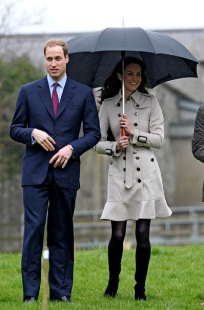 Kate Middleton and Prince William - Northern Ireland
