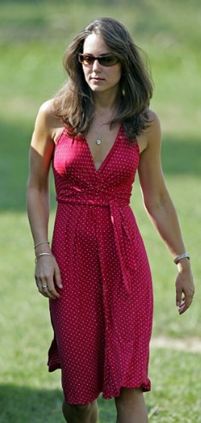 Kate Middleton - Polka Dots