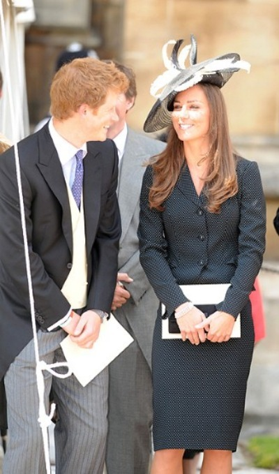 Kate Middleton - Suited for Royalty
