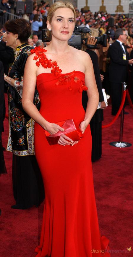 Kate Winslet - 2002 Oscars
