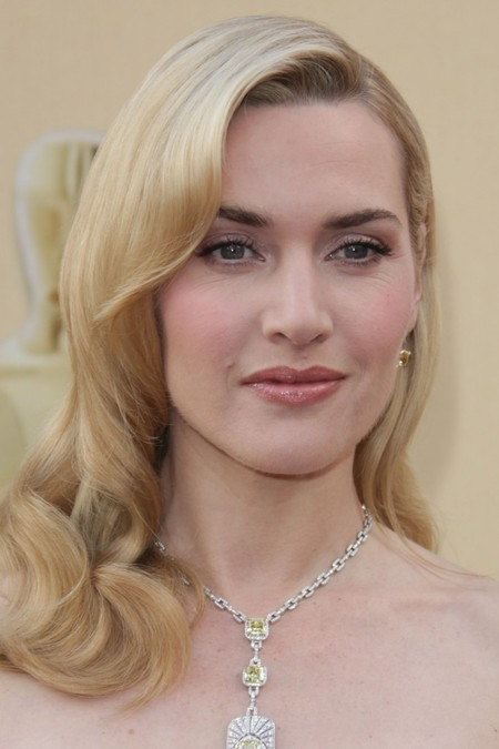 Kate Winslet's Glam Locks