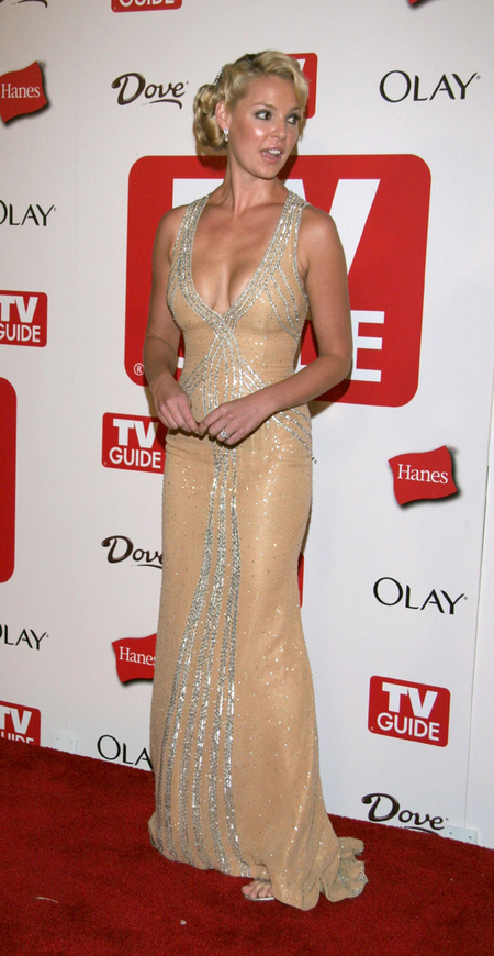 Katherine Heigl - Emmys
