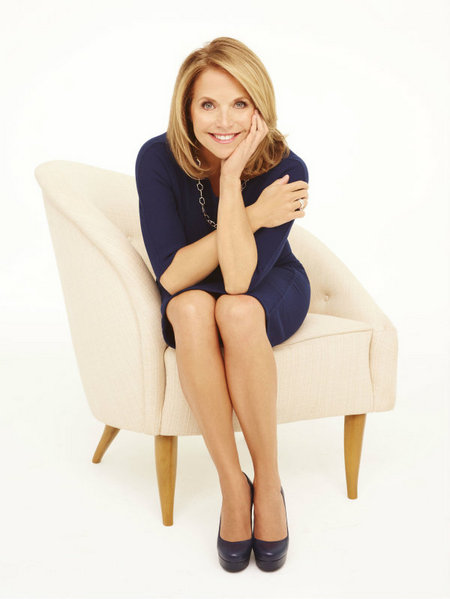 Katie Couric set for a new beginning