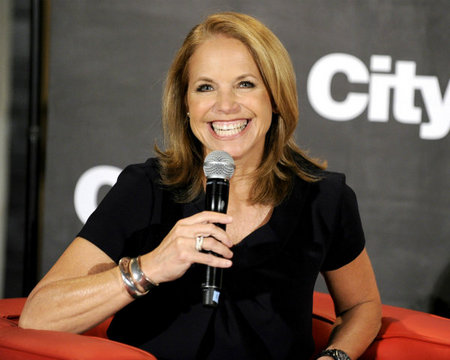 Katie Couric -- Rogers Media Upfront 2012