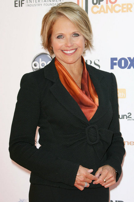 Katie Couric -- Stand Up To Cancer