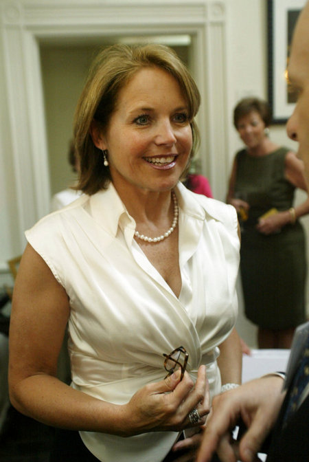 Katie Couric -- Alice Award