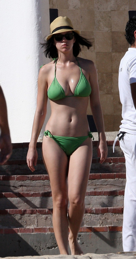 Celebrity Beach Bodies Katy Perry
