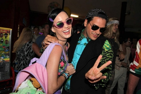 Katy Perry and guest