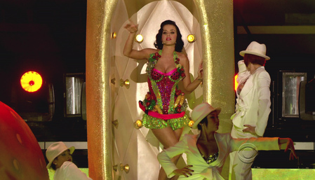 Katy Perry: The Tutti Frutti Pop-Star