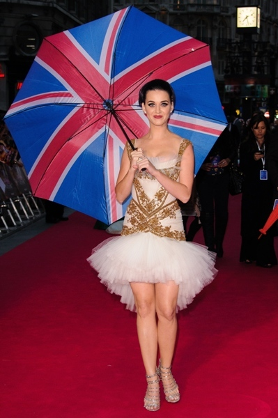 Katy Perry lovely in London