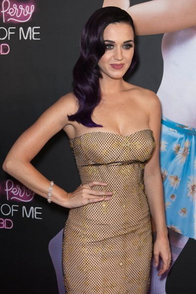 Katy Perry at premiere in AustraliaMandatory Credit: Robert Wallace/ WENN.com