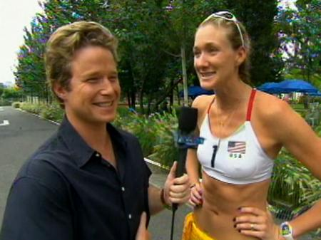 Kerri Walsh Access Hollywood