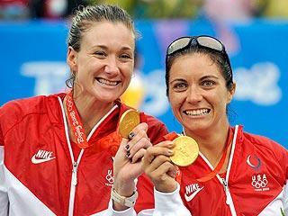Kerri Walsh Gold Medal